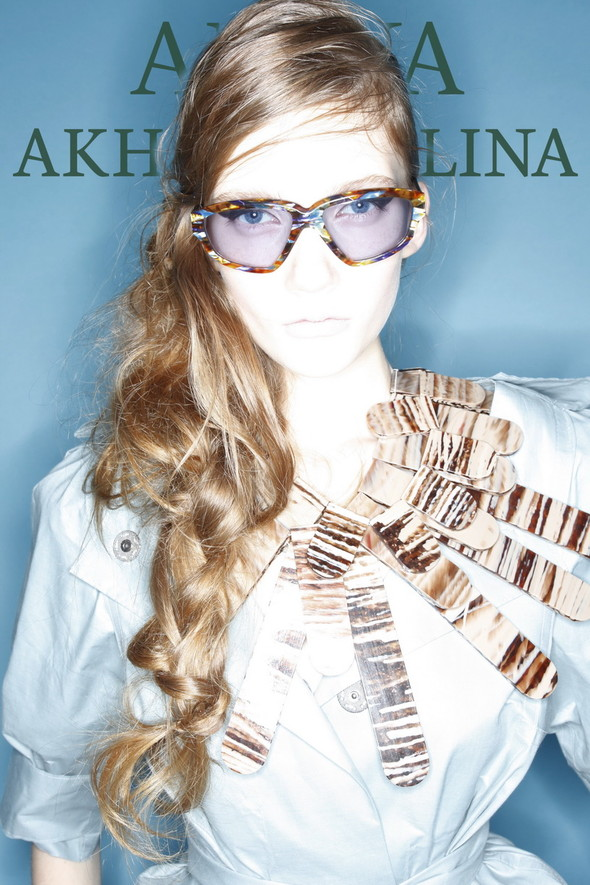 Лукбук: Alena Akhmadullina SS 2012. Изображение № 4.