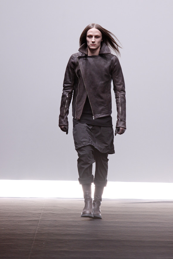 Rick Owens Fall Winter 2009 2010. Изображение № 11.