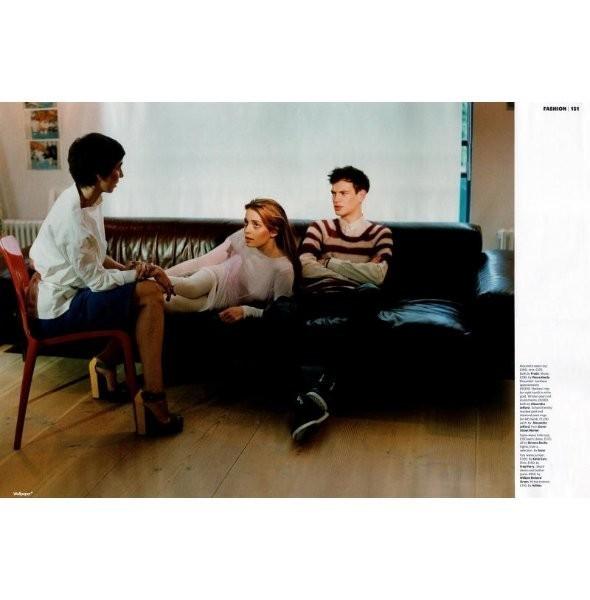 Изображение 33. Новые мужские съемки: Vogue Hommes, GQ и другие.. Изображение № 35.