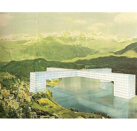 Арт-альбомы недели: 10 книг об утопической архитектуре. Изображение № 99.