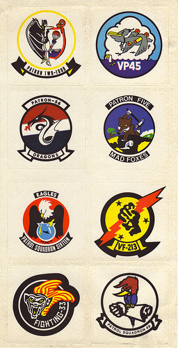 Vintage stickers 60s-70s. Изображение № 16.