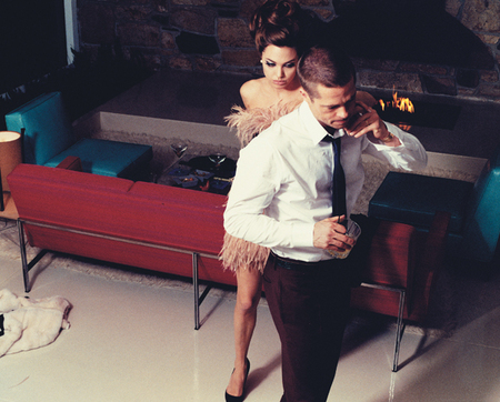 Angelina Jolie иBrad Pitt. Изображение № 16.