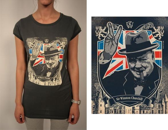 Дизайнерские футболки отT-store. Изображение № 24.