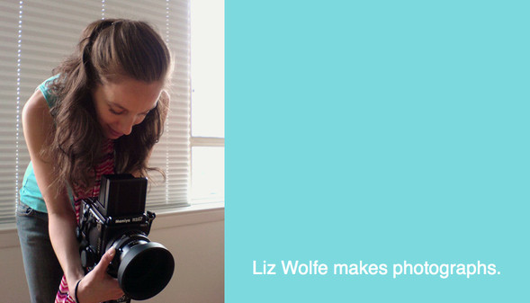 Liz Wolfe makes photographs. Изображение № 1.