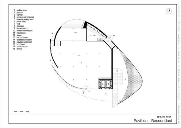 Roosendaal Pavillion. Изображение № 12.