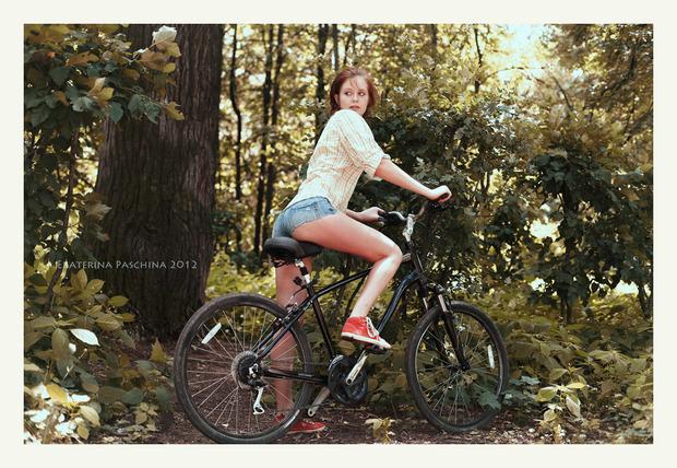 VELOVE. Любовь, Девушки, Велосипеды.. Изображение № 11.