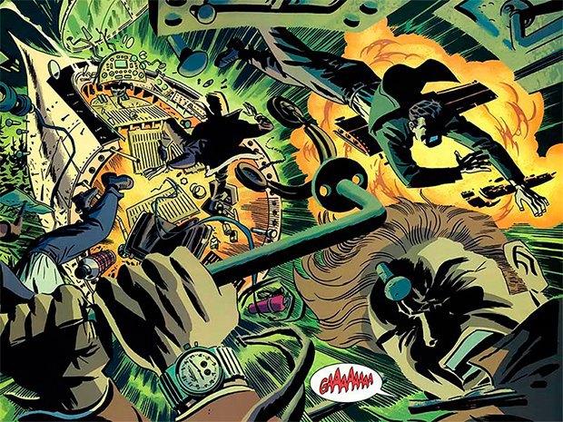 5 комиксов, обязательных к прочтению. Изображение № 2.