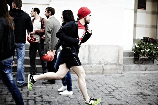 «WE RUN» art by Moskva River Runners. Изображение №6.