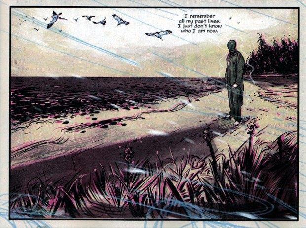 35 комиксов лета. Изображение № 23.