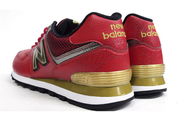 NEW BALANCE 574 YEAR OF THE DRAGON. Изображение № 4.