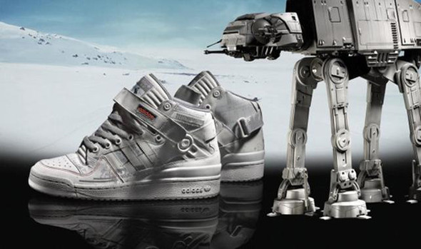 Adidas Originals Star Wars Collection. Изображение № 2.