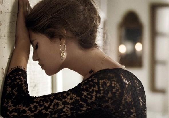 Кампания: Бьянка Балти для Dolce & Gabbana. Изображение № 1.