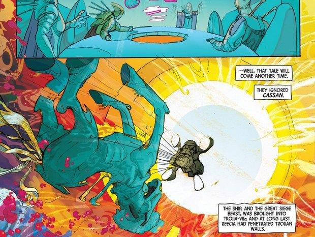 12 лучших комиксов осени. Изображение № 3.