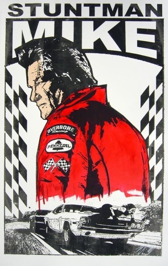 Изображение 14. Постеры: Квентин Тарантино против братьев Коэнов.. Изображение № 14.