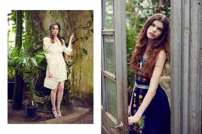 Oldich Dress выпустили весенний лукбук. Изображение № 8.