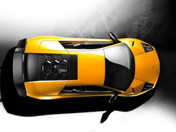 Lamborghini Murcielago LP670–4 SuperVeloce. Изображение № 5.