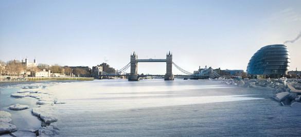 Будущее Лондона. Изображение № 4.