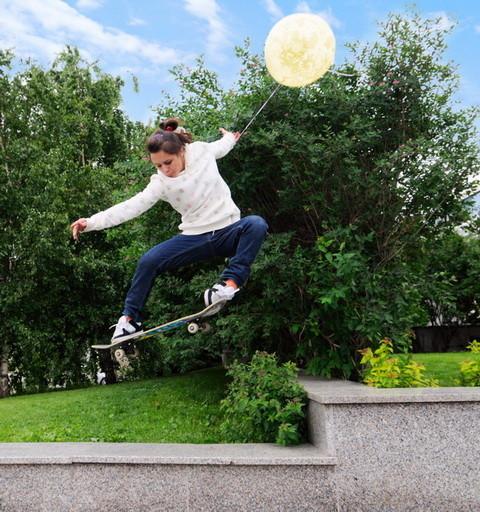 Скейтбординг – неженский видспорта. Изображение № 2.