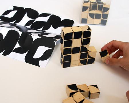 Типографические кубики. Изображение № 3.