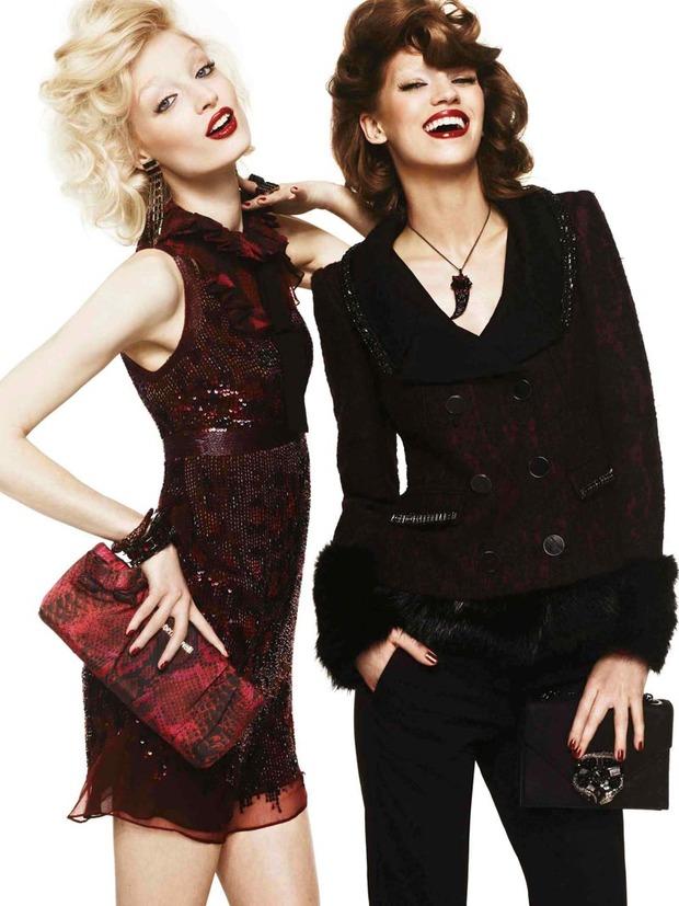 Вышли новые лукбуки Joie, Roberto Cavalli, Juicy Couture и других марок. Изображение № 213.