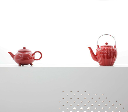 Дизайн чайного магазина отWE Architecture. Изображение № 8.