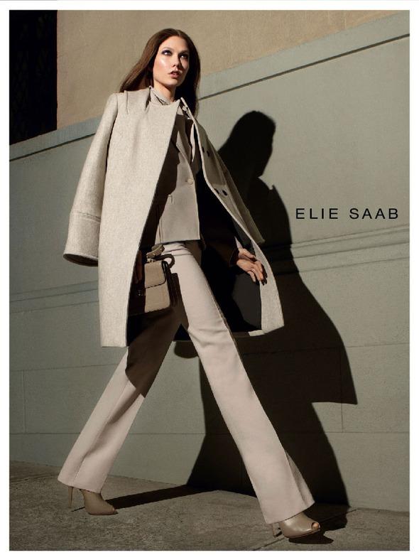 Кампании: Elie Saab, Just Cavalli, Lanvin и другие. Изображение № 17.