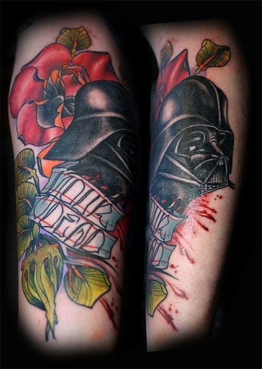 INK IT UP : Star Wars Tattoos. Изображение № 6.