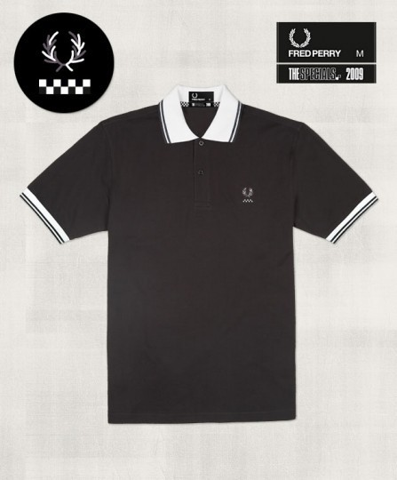 Fred Perry x The Specials 2011. Изображение № 5.
