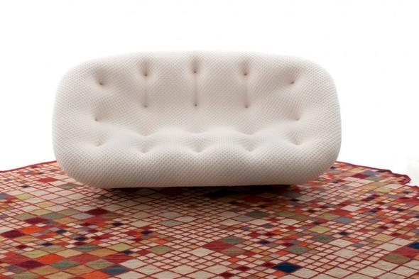 Новый диван PLOUM от Ronan & Erwan Bouroullec. Изображение № 8.