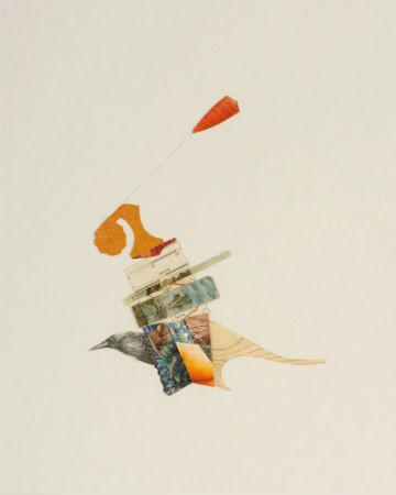 Клей, ножницы, бумага: 10 современных художников-коллажистов. Изображение № 75.