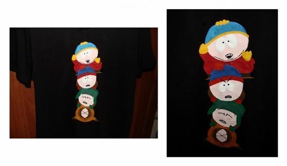 Уникальную футболку каждому!. Изображение № 6.