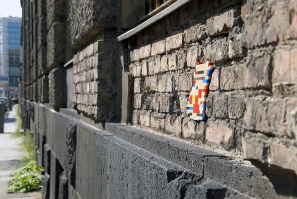Лего наулицах Берлина. Изображение № 6.