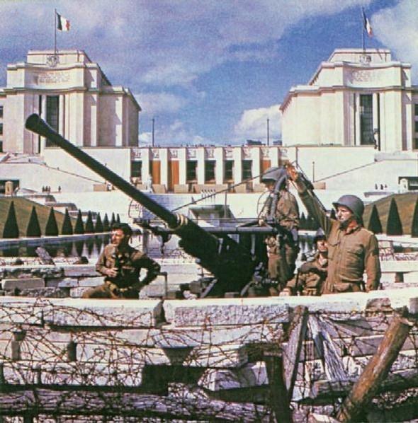 Вторая мировая. Фотокалейдоскоп. (часть 2). Изображение № 112.