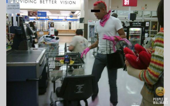 Покупатели Walmart илисмех дослез!. Изображение № 118.