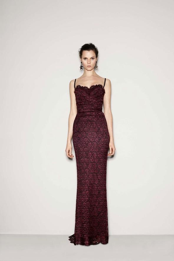 Лукбук: Dolce & Gabbana FW 2011 Women's. Изображение № 52.