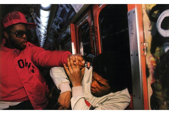 Метрополис: 9 альбомов о подземке в мегаполисах. Изображение № 20.