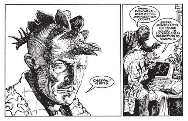 10 самых стильных комиксов. Изображение № 11.