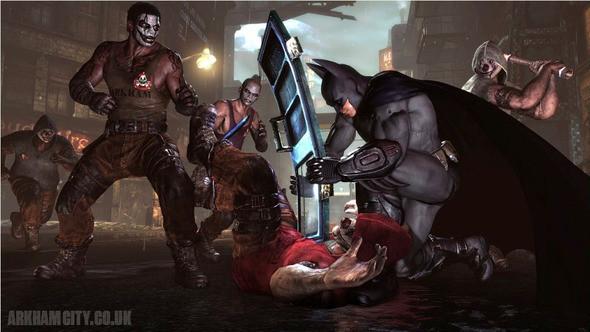 Изображение 17. Batman: Arkham City.. Изображение № 17.
