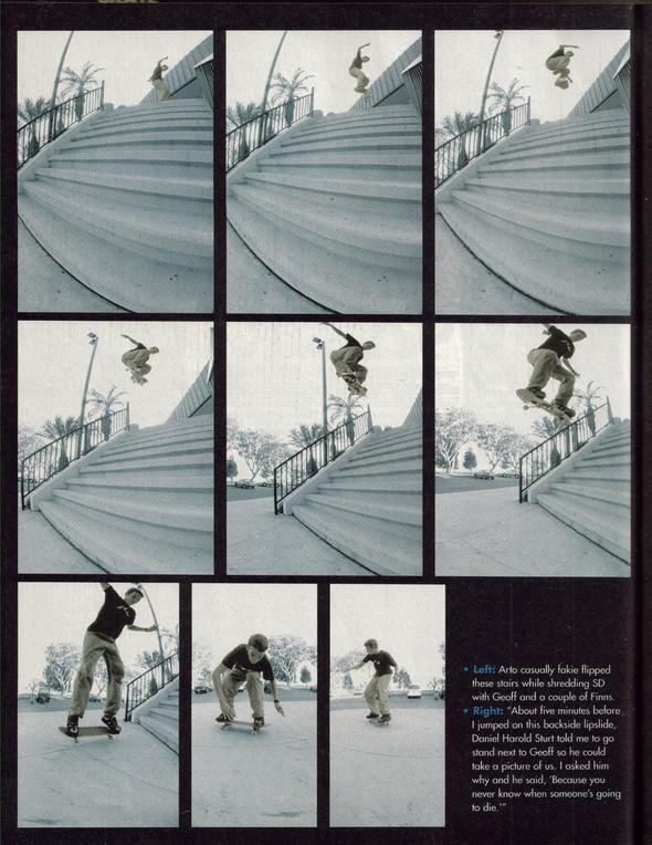 Старые добрые 80-е: скейтбординг. Изображение № 2.
