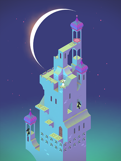 Разработчик Monument Valley о том, как создать по-настоящему красивую игру. Изображение № 13.