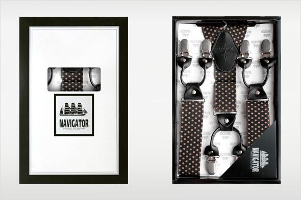 Коллекция подтяжек «Навигатор» от Sevaro Elit . Изображение № 24.