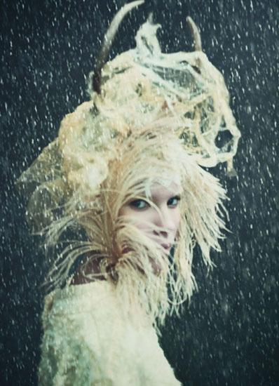 Snow White: Модные съемки к выходу «Ледникового периода». Изображение № 38.