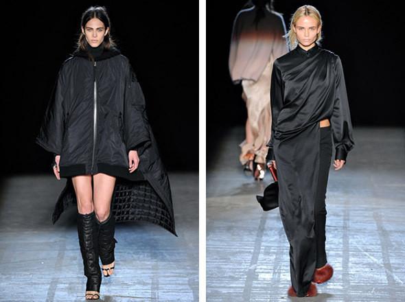 Изображение 1. Показы на неделе моды в Нью-Йорке: мнения.. Изображение № 1.