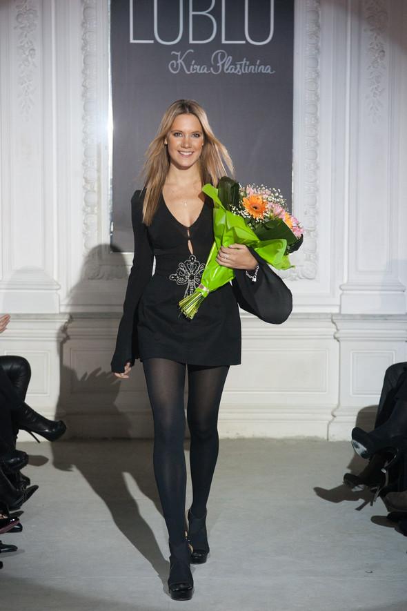 Наташа Дригант, Кира Пластинина, Сергей Сысоев, Gabi Lauton: весна-лето 2011 на Volvo Fashion Week. Изображение № 13.