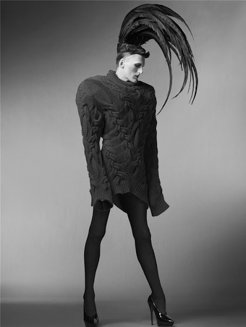 Архивная съёмка: Гарет Пью в объективе Сольве Сундсбо, 2007. Изображение № 2.