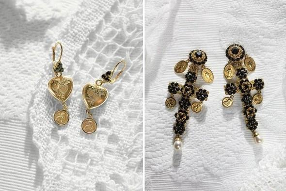 Кампания: Бьянка Балти для Dolce & Gabbana. Изображение № 12.