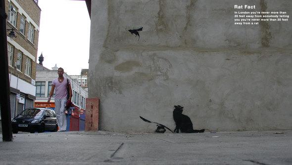 Изображение 38. Banksy (уличная мышь – герой).. Изображение № 38.