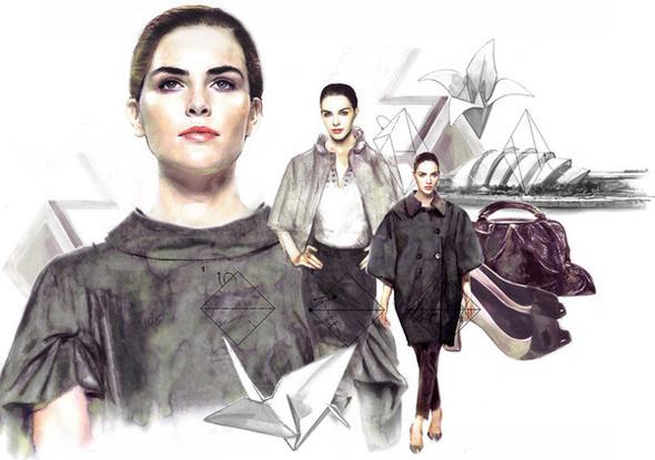 Fashion Illustration. Изображение № 12.