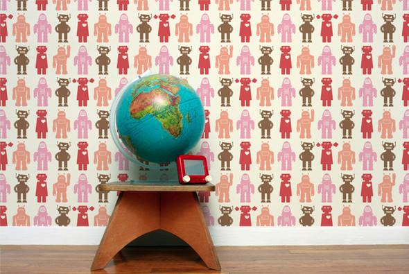 Сколько стоит нарядить стены в нарядные обои?. Изображение № 39.