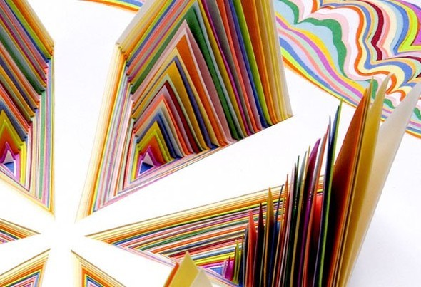 Бумажное искусство. Изображение № 5.